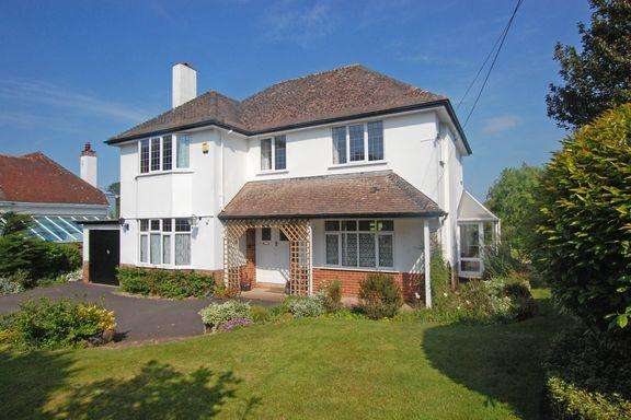 3 Bedrooms Detached House for sale in Blue Anchor