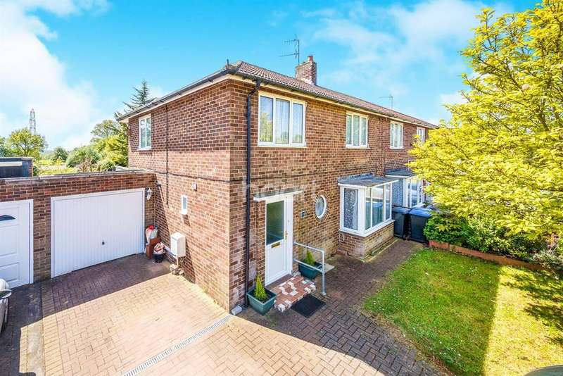 4 Bedrooms Semi Detached House for sale in Boundary Lane