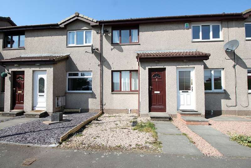 2 Bedrooms Flat for sale in Lochhead Court, Wellwood, Dunfermline, Fife, KY12 0PZ