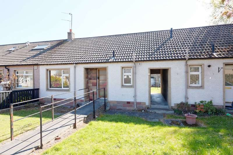 1 Bedroom Cottage House for sale in Quarryfoot Gardens, Bonnyrigg, Midlothian, EH19 2DJ