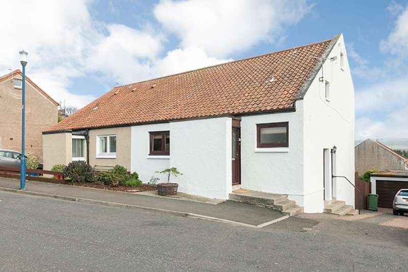 4 Bedrooms Semi Detached House for sale in Floors Terrace, Dunbar, East Lothian, EH42 1BB