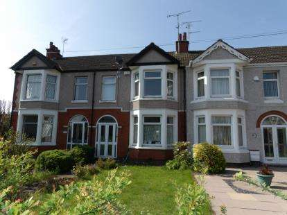 3 Bedrooms Terraced House for sale in Wallace Road, Keresley, Coventry