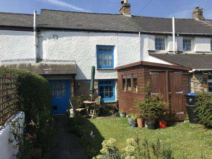 1 Bedroom Terraced House for sale in Goonown, St. Agnes