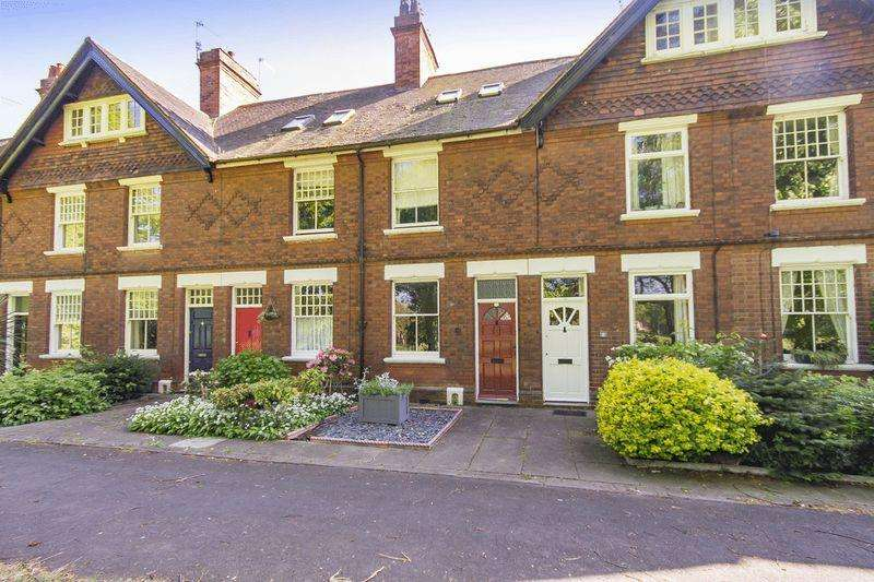 3 Bedrooms Terraced House for sale in ST PAUL'S ROAD, CHESTER GREEN