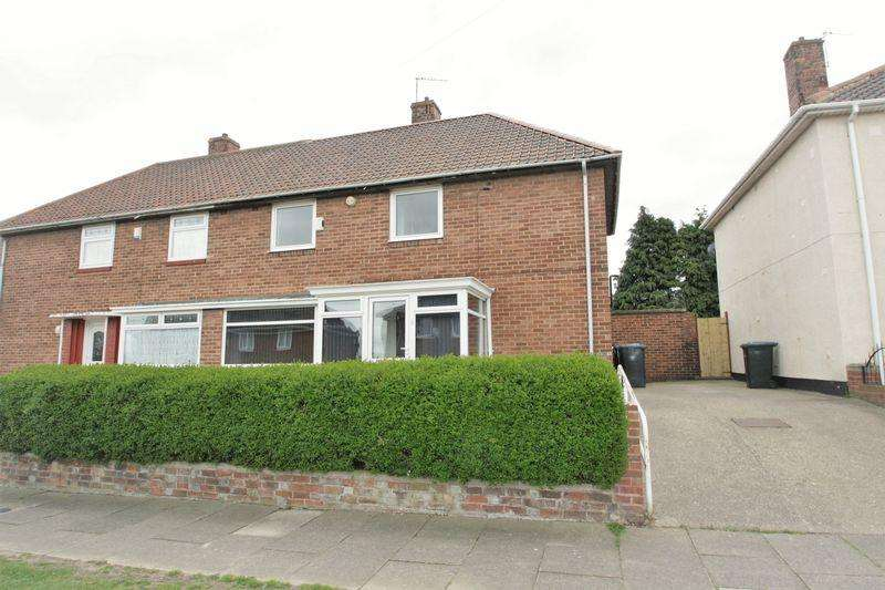 3 Bedrooms Semi Detached House for sale in Bradhope Road, Berwick Hills, Middlesbrough, TS3 7BE