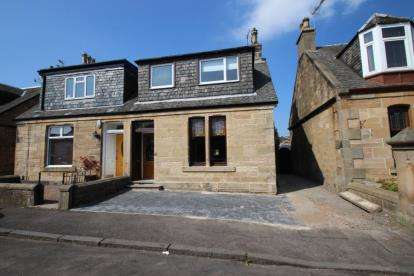 4 Bedrooms Semi Detached House for sale in Russel Street, Falkirk