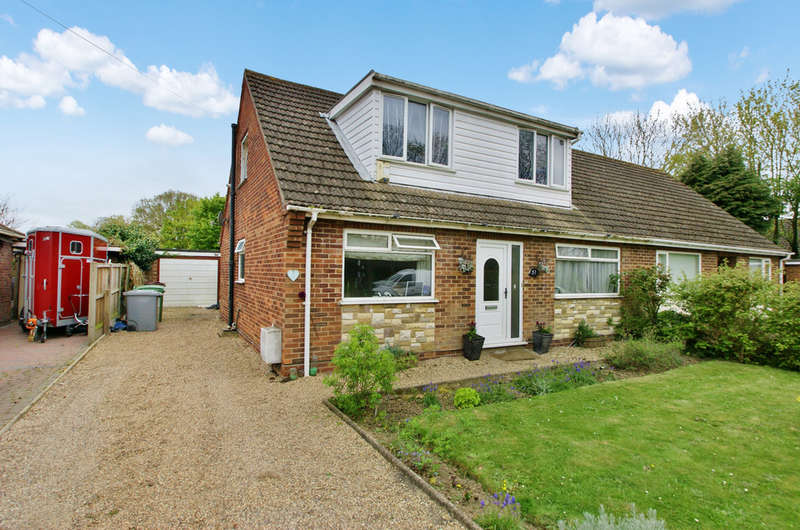 4 Bedrooms Semi Detached House for sale in Lodge Lane, Norwich