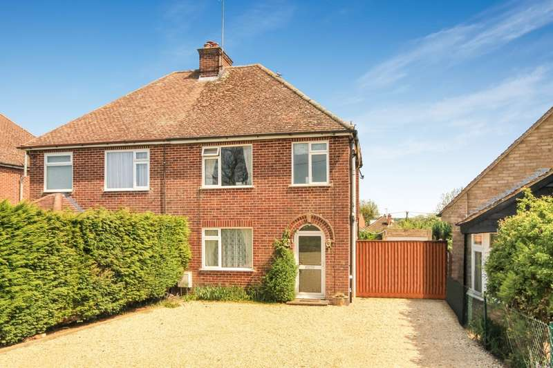 3 Bedrooms Semi Detached House for sale in Ickford Road, Tiddington, Thame