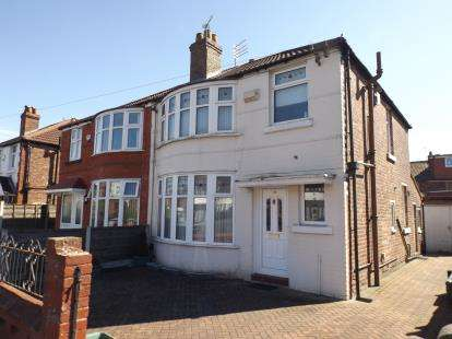 3 Bedrooms Semi Detached House for sale in Victoria Road, Fallowfield, Manchester, Uk