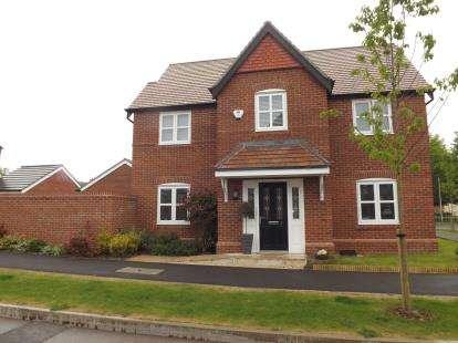 4 Bedrooms Detached House for sale in Commander Drive, Paddington, Warrington, Cheshire