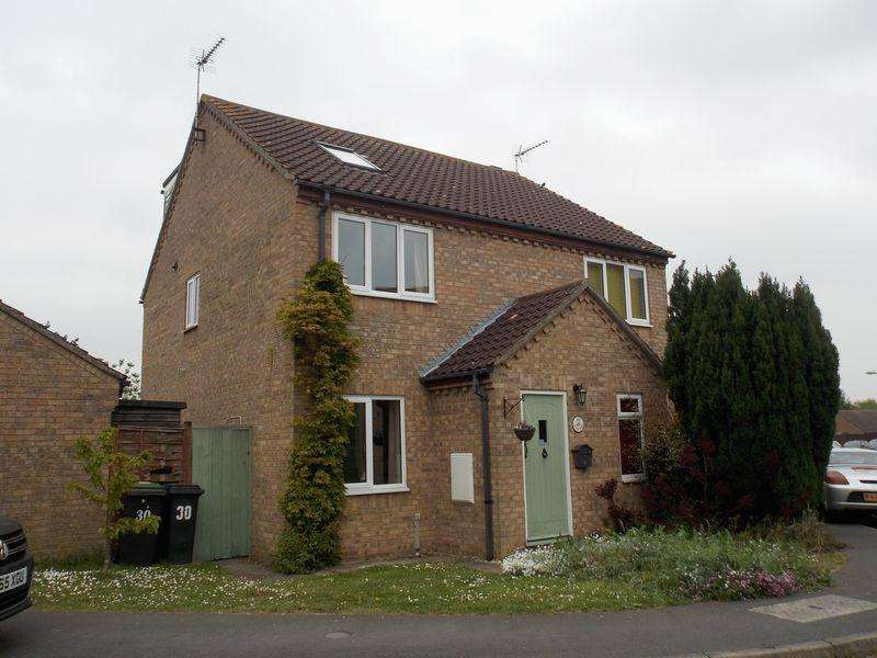 3 Bedrooms Semi Detached House for sale in Reeds Way, Stowupland