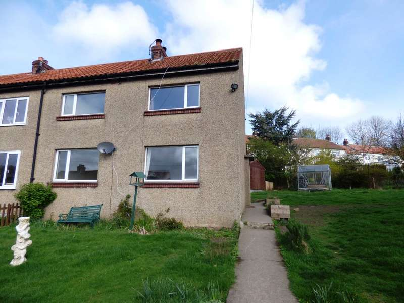 3 Bedrooms Semi Detached House for sale in Ash Grove, Castleton