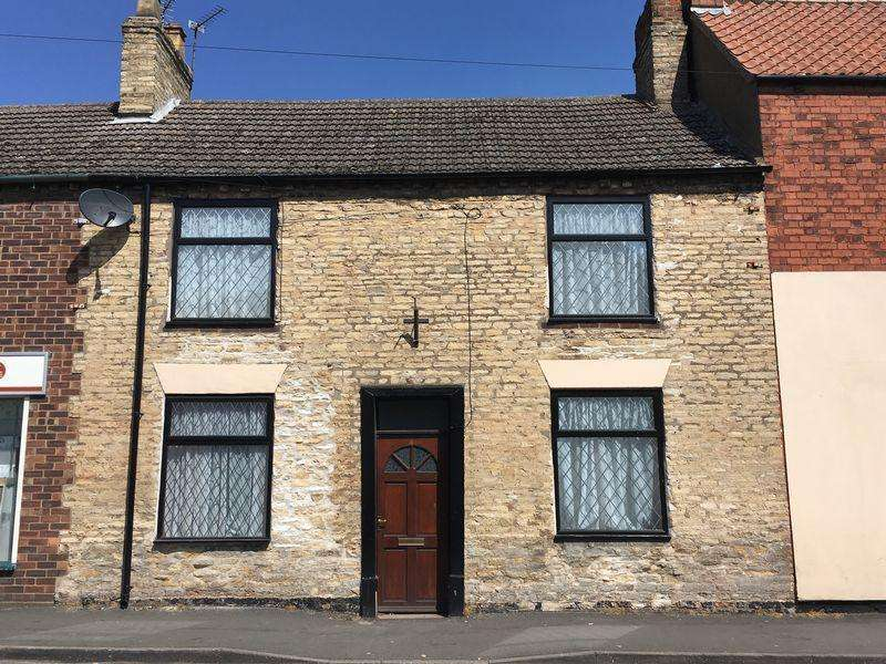 3 Bedrooms Terraced House for sale in 18th Century stone fronted village property