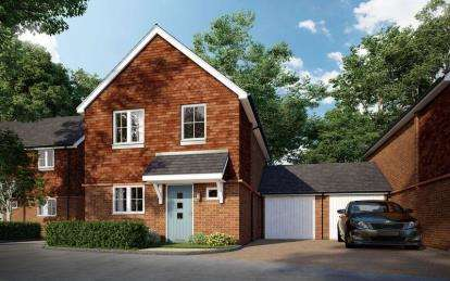 3 Bedrooms Detached House for sale in Peel Close, Romsey