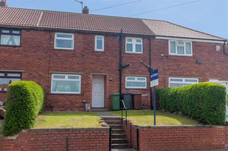 3 Bedrooms Terraced House for sale in Westdale Drive, Pudsey, LS28 7HZ