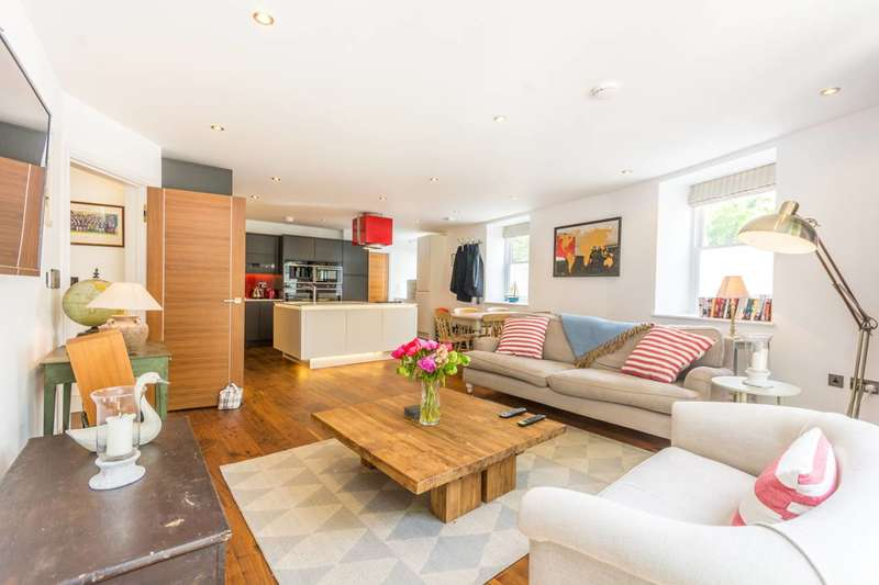 2 Bedrooms Flat for sale in New Crown Apartments, Islington, N1