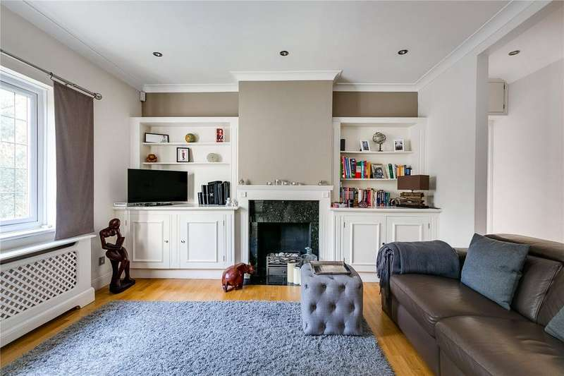 2 Bedrooms Flat for sale in Keswick Road, Putney, London