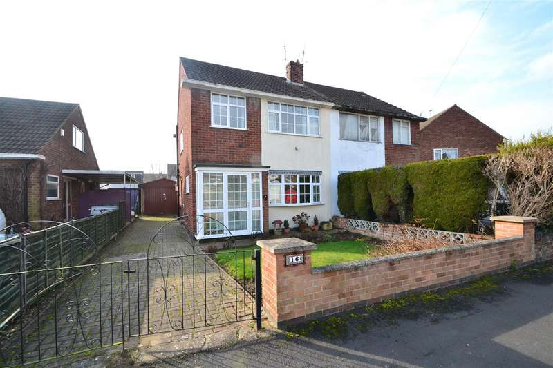 3 Bedrooms Property for sale in Ulverscroft Road, Loughborough