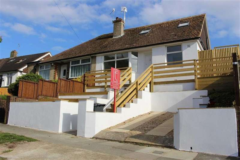 3 Bedrooms Semi Detached House for sale in Dale View, Hove, East Sussex
