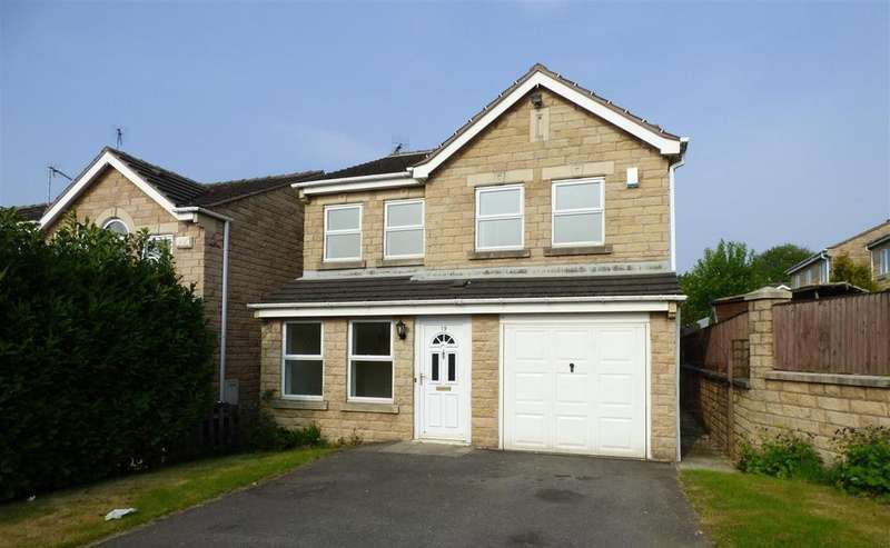 4 Bedrooms Detached House for sale in Chilver Drive, Tong, BD4 0TS
