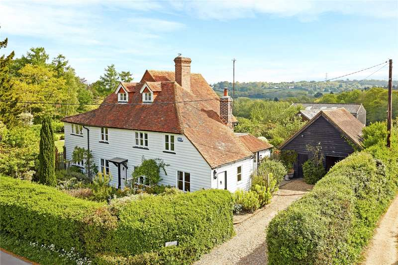 5 Bedrooms Detached House for sale in Rosemary Lane, Nr. Ticehurst, East Sussex, TN5
