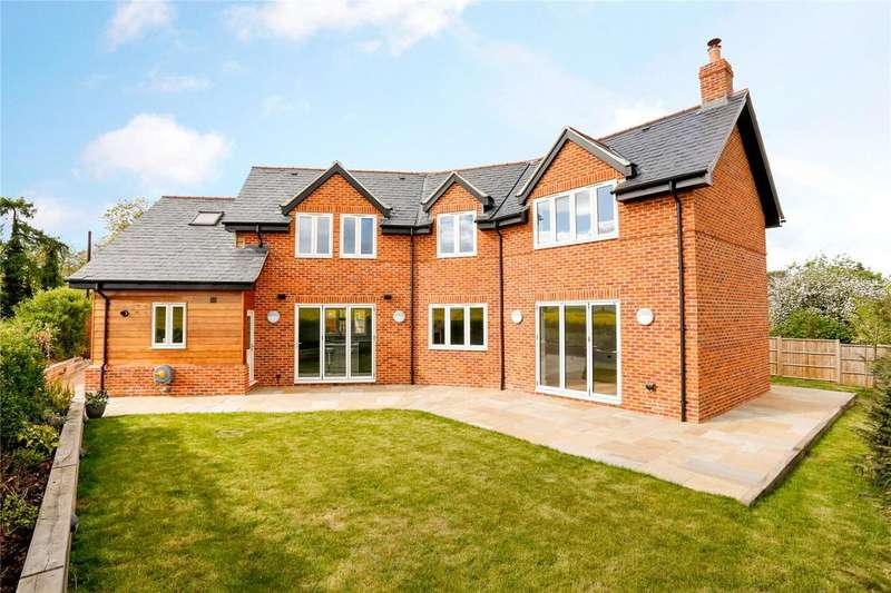 4 Bedrooms Detached House for sale in South Stoke, Reading, Oxfordshire, RG8