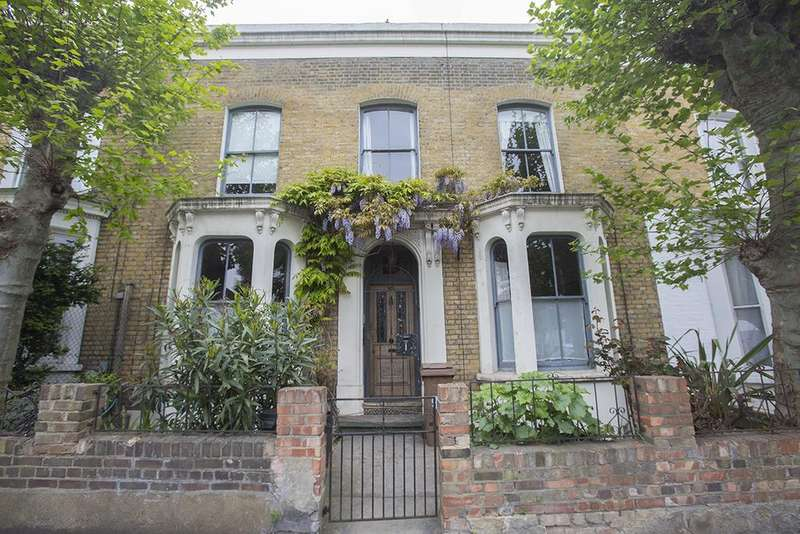 6 Bedrooms Terraced House for sale in Powerscroft Road, Hackney E5