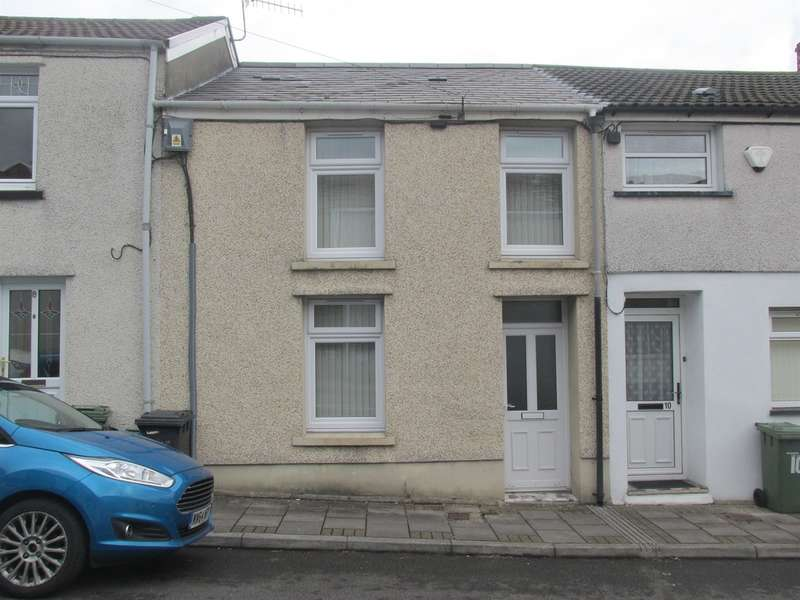 3 Bedrooms Terraced House for sale in John Street, Aberdare