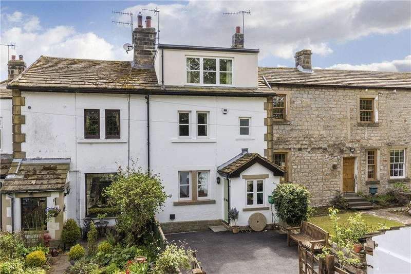 3 Bedrooms Unique Property for sale in Greenholme Cottages, Leather Bank, Burley in Wharfedale, Ilkley