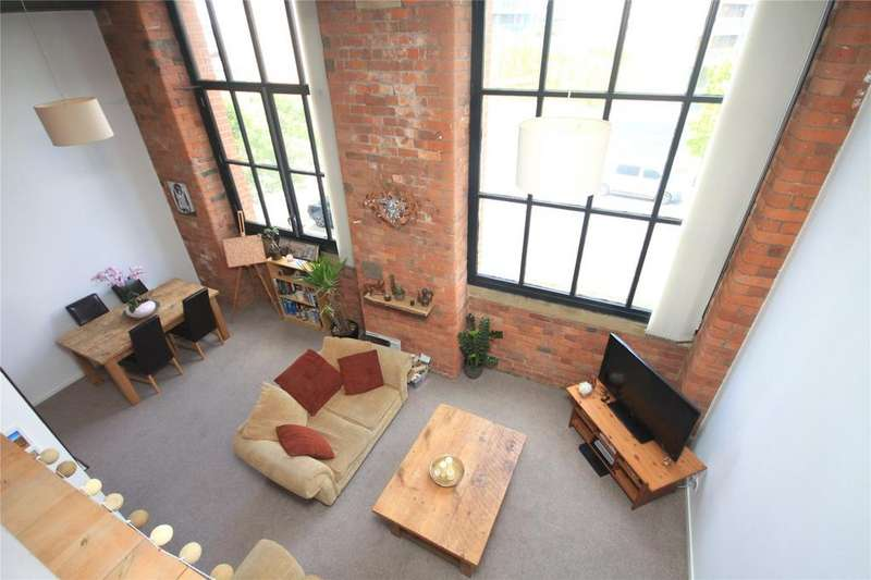 1 Bedroom Flat for sale in Britannia Mills, 11 Hulme Hall Road, Manchester, M15