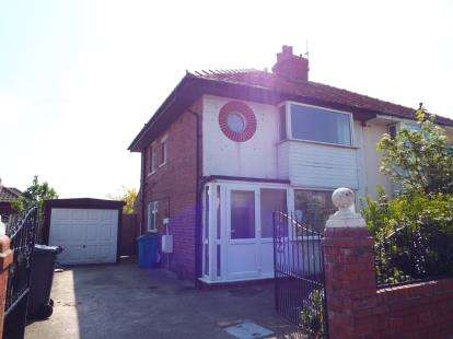 2 Bedrooms Semi Detached House for sale in Hawthorne Road, Thornton-Cleveleys, FY5