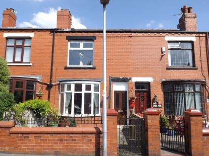 2 Bedrooms End Of Terrace House for sale in Barnsley Street, Wigan, Greater Manchester, WN6