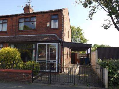 3 Bedrooms Terraced House for sale in Victoria Street, Wigan, Greater Manchester, WN5