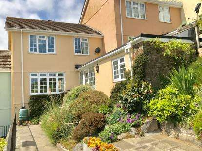 4 Bedrooms Terraced House for sale in Dartmouth, Devon