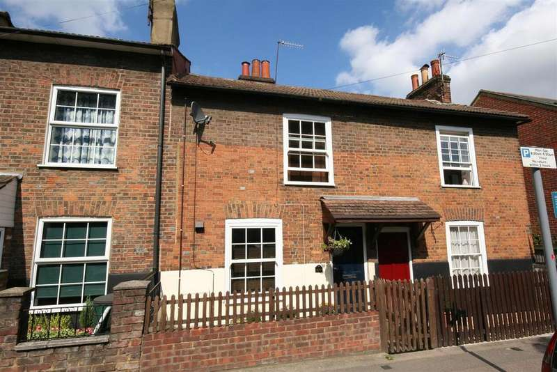 2 Bedrooms Terraced House for sale in High Street, Berkhamsted HP4