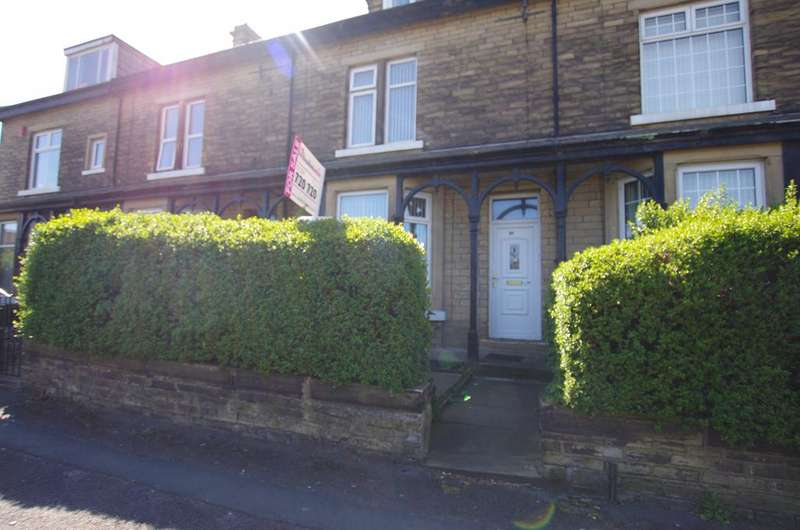 4 Bedrooms Terraced House for sale in HIGHGATE, HEATON, BRADFORD BD9