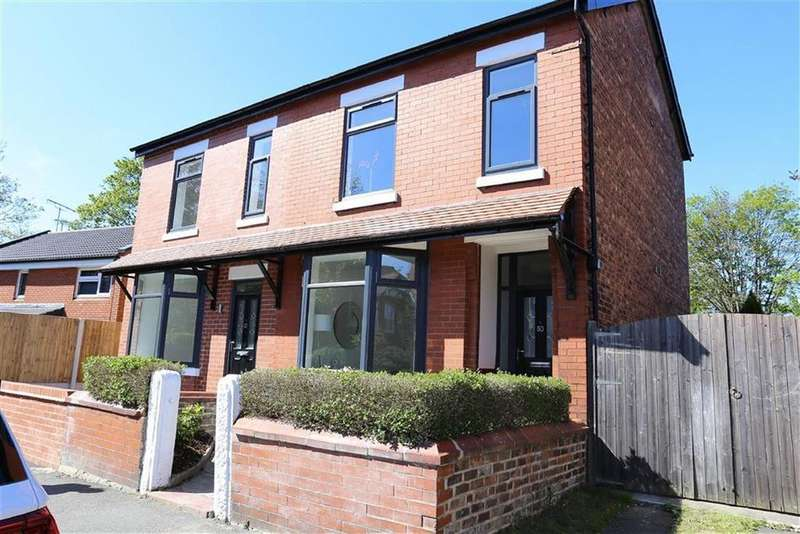 4 Bedrooms Semi Detached House for sale in Lingard Road, Northenden, Manchester