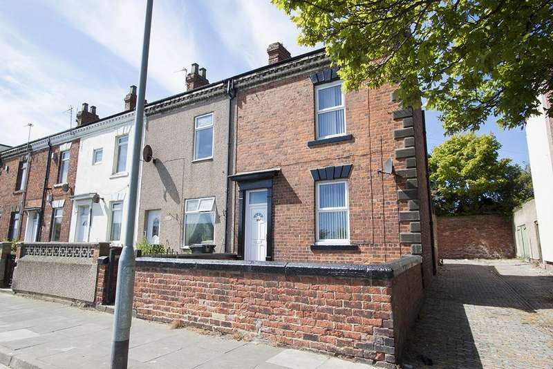 2 Bedrooms Semi Detached House for sale in Lancaster Road, Hartlepool TS24