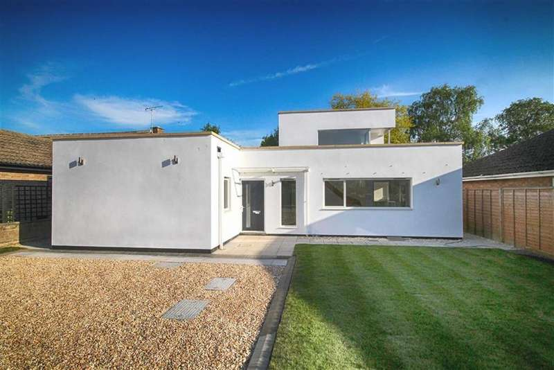 4 Bedrooms Detached House for sale in Albert Drive, Pittville, Cheltenham, GL52