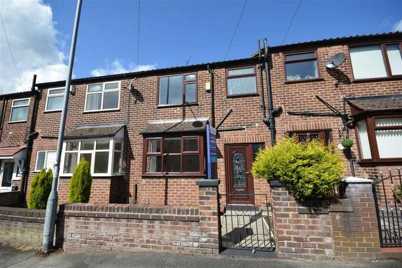 2 Bedrooms Terraced House for sale in Springfield Road, Springfield, Wigan, WN6