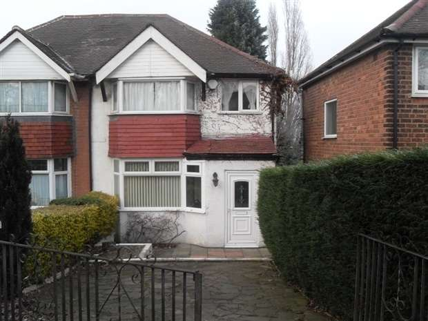 3 Bedrooms Semi Detached House for sale in Island Road Handsworth Birmingham B21