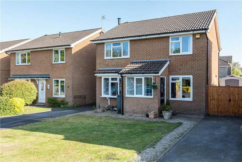 4 Bedrooms Detached House for sale in Bilsdale Grove, Knaresborough, North Yorkshire