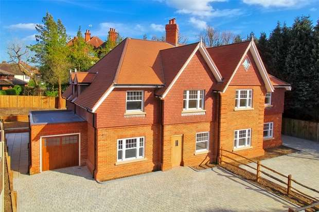 5 Bedrooms Semi Detached House for sale in Woking, Surrey