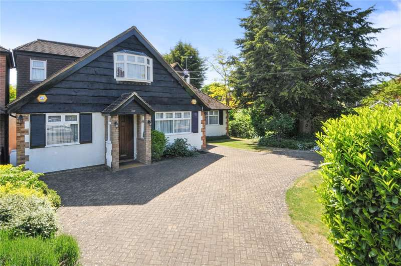 4 Bedrooms Detached House for sale in Maidenhead Road, Windsor, Berkshire, SL4