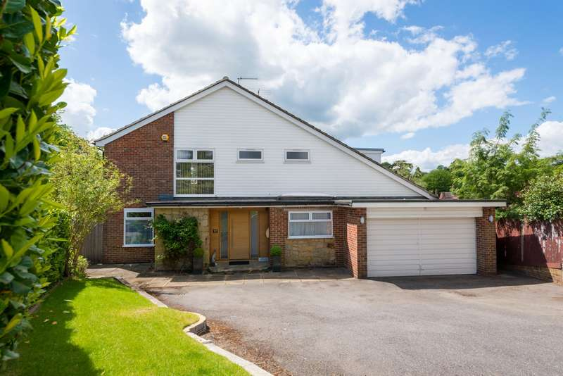 4 Bedrooms House for sale in Greystones Drive, Reigate