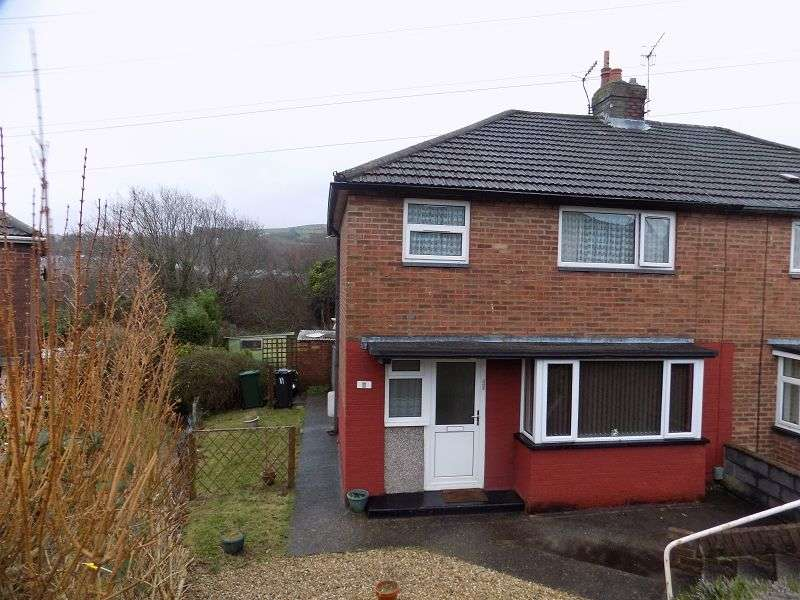 3 Bedrooms Semi Detached House for sale in Llansawel Crescent, Neath, Neath Port Talbot. SA11