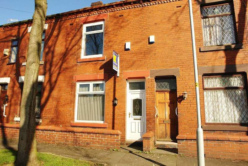 2 Bedrooms Terraced House for sale in Ceylon Street, Oldham