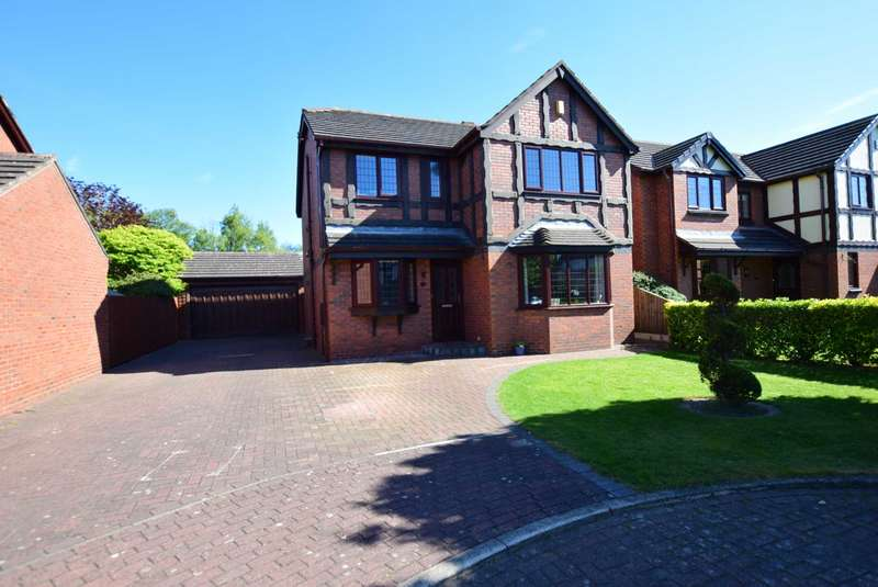 4 Bedrooms Detached House for sale in Chiltern Close, Lytham