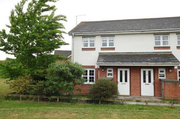 2 Bedrooms End Of Terrace House for sale in Hook, Hampshire