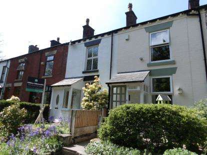 2 Bedrooms Terraced House for sale in Higher Darcy Street, Bolton, Greater Manchester, BL2